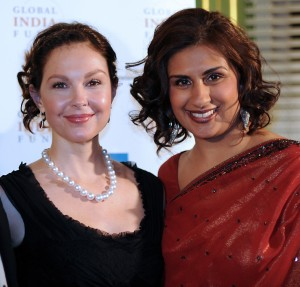 Ashley Judd  & Dr. Amita Vyas
