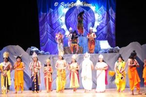 Syam Yellamraju's play Shiva