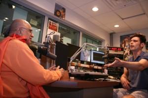 Nathan Klim interviews Shrila Maharaj