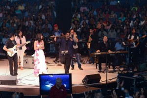 AAPI Shankar Ehsaan Loy concert