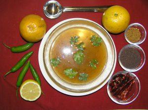 Spicy Orange Soup