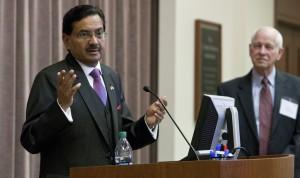 Consul General Ajit Kumar
