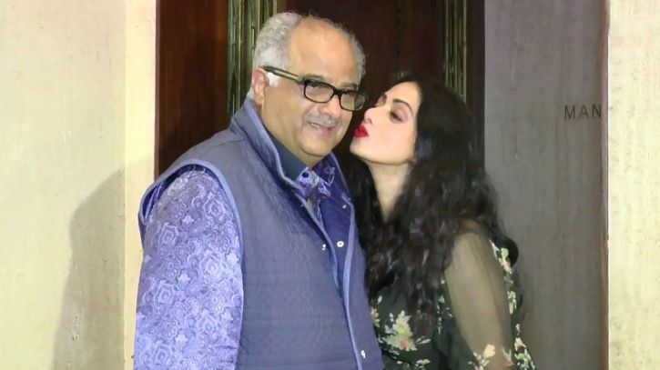 Sridevi Was My Love My Friend Mother To Our Girls Boney Kapoor