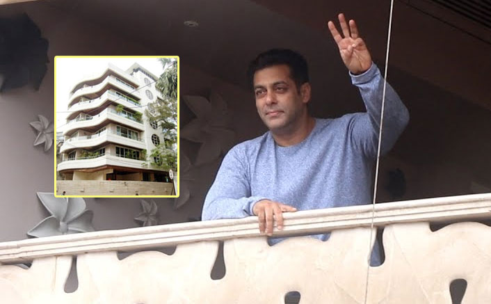 Why Salman Khan never moves out of his flat at Galaxy ...