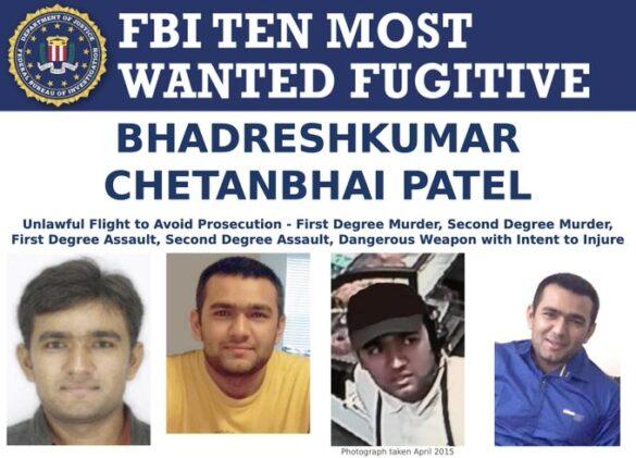 Indian-origin man in FBI '10 Most Wanted' list carries $100k reward