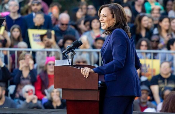 Kamala Harris (Credit: Instagram)