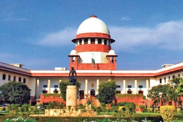 Supreme Court of India. (Photo Courtesy: Twitter)