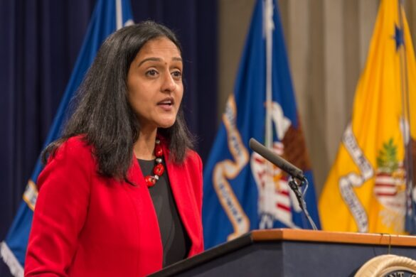 Vanita Gupta, whom President-Elect Joe Biden is going to name as associate attorney general. (Photo: Dept of Justice/IANS)
