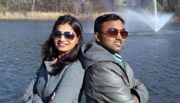Maha man, pregnant wife found dead in New Jersey home.