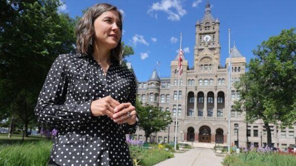 Mayor Erin Mendenhall of Salt Lake City (pic credit: https://twitter.com/slcmayor)
