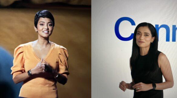 Apple showcases Indian-origin women techies' power on world stage.