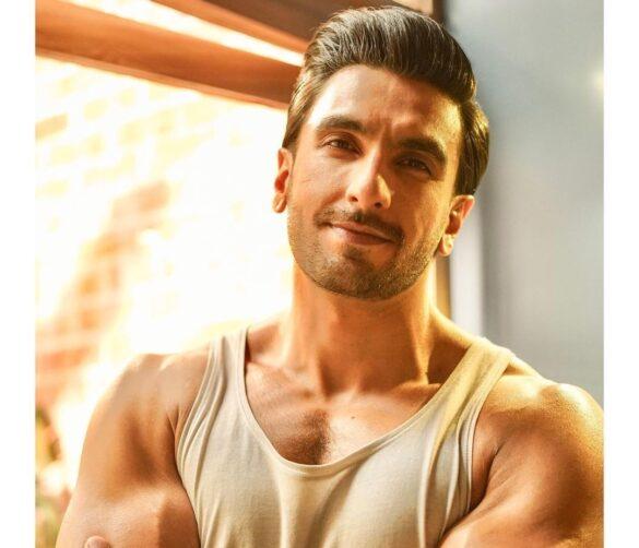 Ranveer Singh.(photo:instagram)